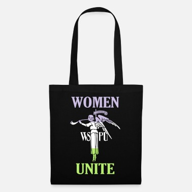 Suffragette Women's Social and Political Union (WSPU) - Tote Bag