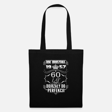 60s 1957-60 years perfection - 2017 - PL - Tote Bag
