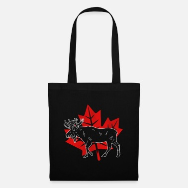 Flag Canadiske Elk Canada Canada Flag Maple Leaf - Mulepose
