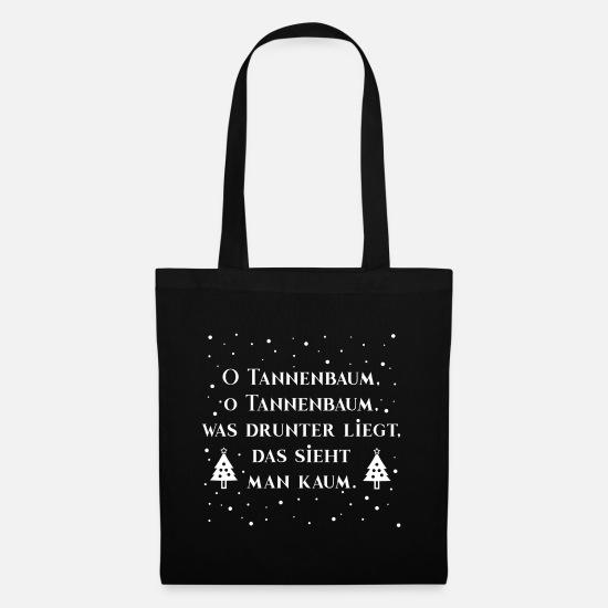 Weihnachten Advent Lustige Sprüche Stoffbeutel Spreadshirt