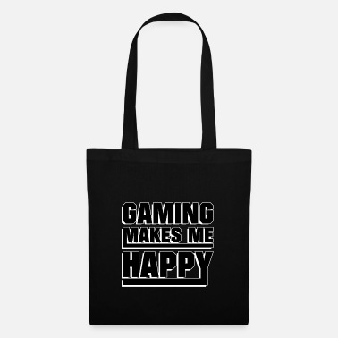 Console Gaming makes me happy - Tote Bag
