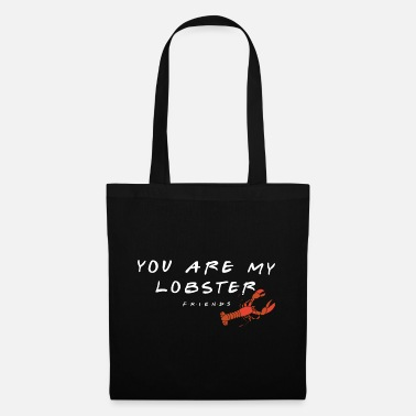 Série Friends You Are My Lobster T'es Mon Homard - Sac en tissu