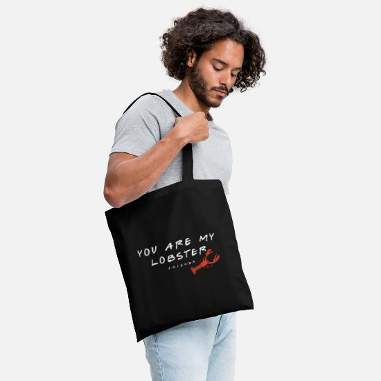 Spreadshirt Friends You Are My Lobster Tes Mon Homard Tote Bag
