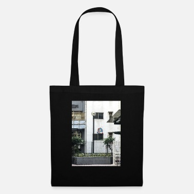 Street Art - Gaming Figure - Tote Bag