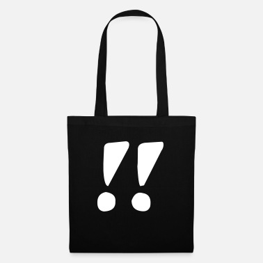 Exclamation Mark Exclamation mark exclamation mark - Tote Bag