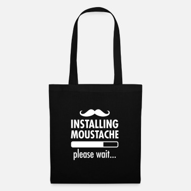 Wait Installing Moustache...Please Wait... - Kangaskassi
