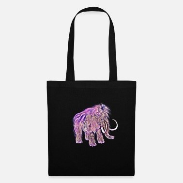 Fossil mammoth - Tote Bag
