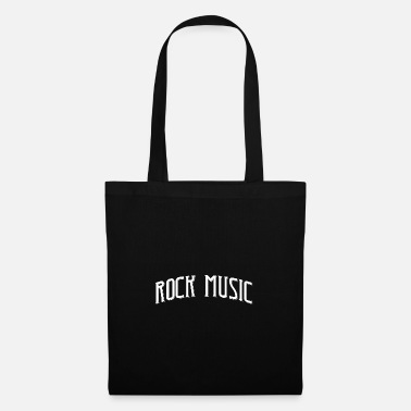 Rock Music Rock music - Tote Bag