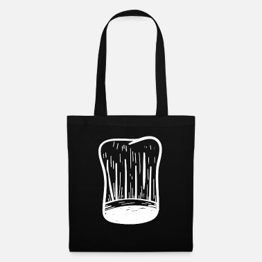 Cuisine Chef hat cap chef chef hat headgear - Tote Bag
