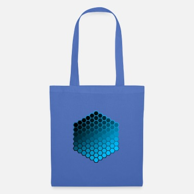 Hexagon hexagons - Tote Bag