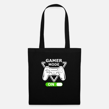 Gamer Fashion - päällä! Pelaaja Zocker Gaming - Kangaskassi