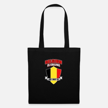 National Belgium Brussels Nation Origin Nationality - Tote Bag