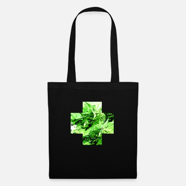 Perspective Green dimension - Tote Bag