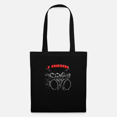 Drum Set I DRUM Big Drum Set - Tote Bag