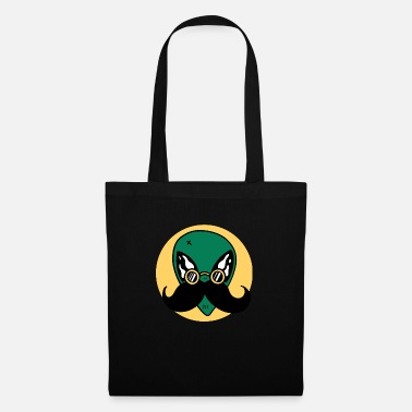 Alien Aliens Alien existence Funny saying child - Tote Bag