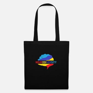 Ability Neurodiversity Autism Awareness Gift Idea - Tote Bag