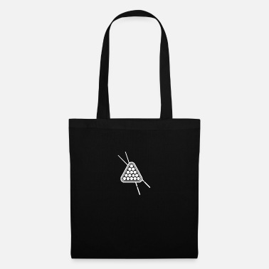 Cue triangle cue - Tote Bag