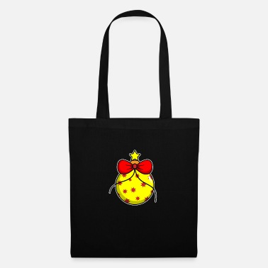 Season Yellow Christmas - Tote Bag