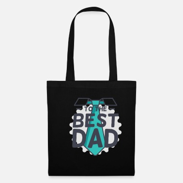 Father's Day, Dad, Celebrate, Drink, Father, Fahrradtou - Tote Bag