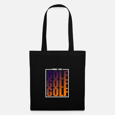 Fairy Golf golfer - Tote Bag