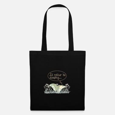 Sleeping Sleep SLEEP - Tote Bag