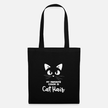 British Cats Hair Funny Cat Maine Coon Gift - Tote Bag