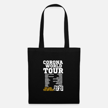 Surprise CORONATOUR WHITE - Tote Bag