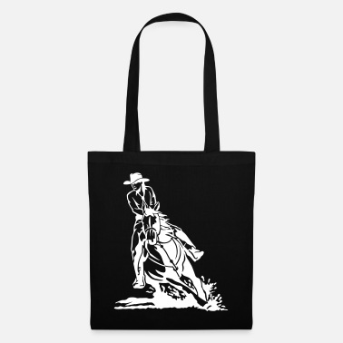 Western Riding Western Riding - Tote Bag