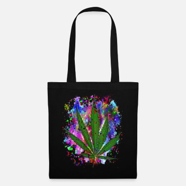 Weed 4:20 4/20 420 Germany Cannabis Weed Ganja Grafitti - Tote Bag