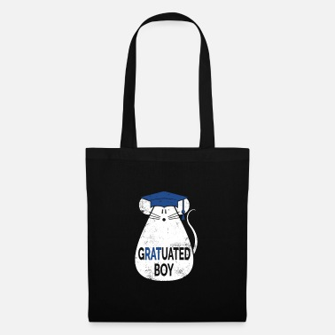 The Mouse Master Gratuated Boy - Tote Bag