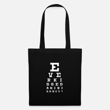 Ever Kissed An Irish Boy - Tote Bag