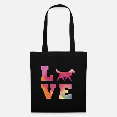 Dog Friendly Love dog lovers love dog gift - Tote Bag