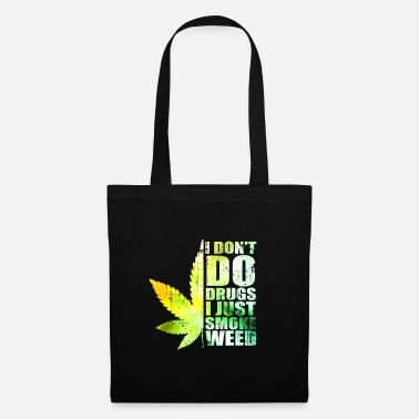 420 Cannabis Weed Hemp - Tote Bag