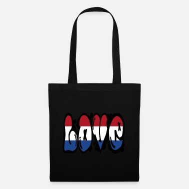 Country Love Netherlands - graffiti - Tote Bag