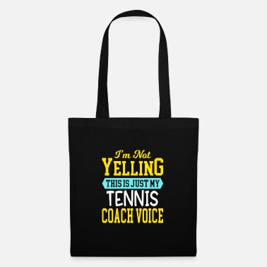 Amazing Great Gifts Best Tennis Trainer Tennis Instructor - Tote Bag
