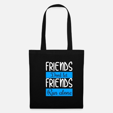 Running Group Jogging running group - Tote Bag