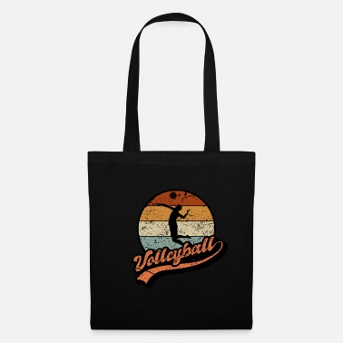 Vintage volleyball vintage - Tote Bag