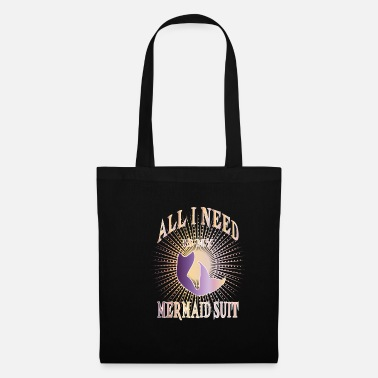 Trendsport Trendsport Mermaid Mermaiding Gift - Tote Bag