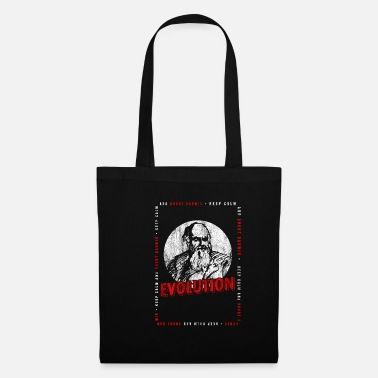 Darwin Charles Darwin development - Tote Bag