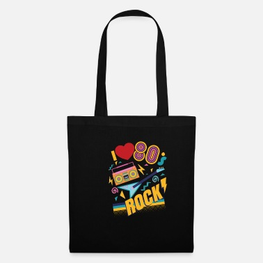 Retro retro 80s party and skirt - Tote Bag