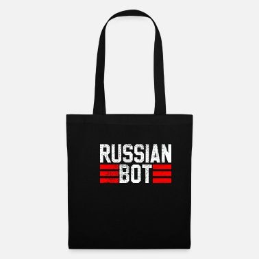 Bot Russian Bot Political Spy - Tote Bag