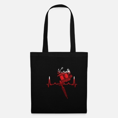 Frequency Tattoo - Tote Bag