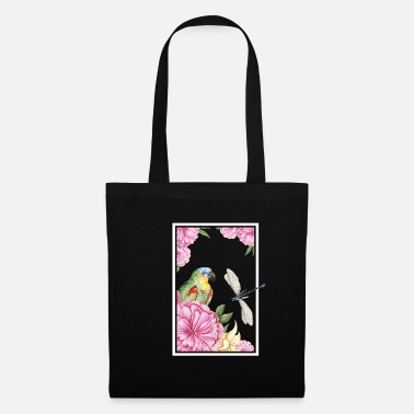 Fly Dragonfly paradise - Tote Bag
