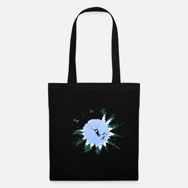 Fly Paragliding flight - Tote Bag