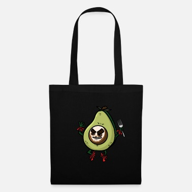 Cannibal Avocat Cannibal Avocat Cannibal - Sac en tissu