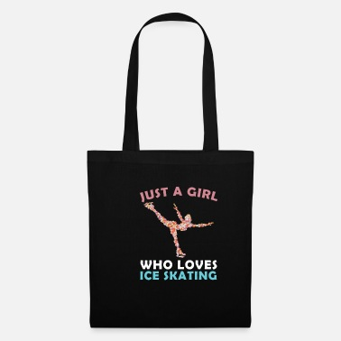 Popular Ice skating women - Tote Bag