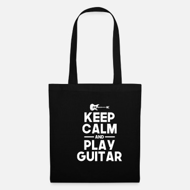 Rock And Roll Passe-temps guitare - Sac en tissu