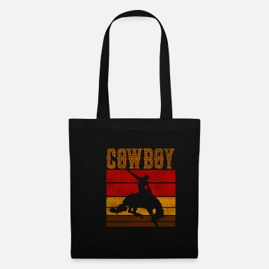 Rodeo Cowboy Far West - Sac en tissu