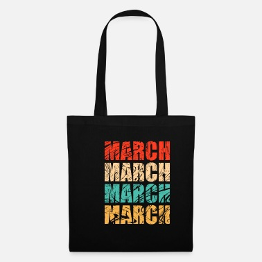March March - Tote Bag
