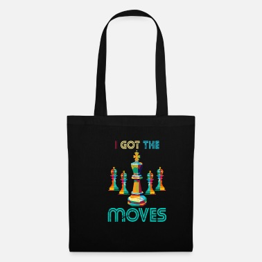 Checkmate Chess move sport - Tote Bag